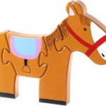 Wooden Pony Jigsaw puzzle